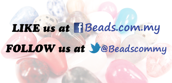 Like us at www.facebook.com/beadscommy