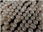 Natural Fresh Water Pearl Beads, 6-9mm Grooved Potato shape