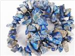 Lapis Lazuli Gemstone, Gemstone Irregular Chips shape